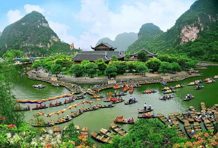 Sa Pa, Ninh Bình lọt top điểm đến mới nổi ở châu Á