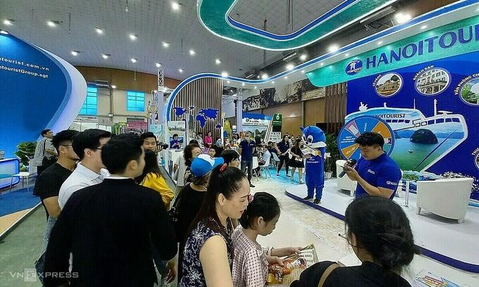 Hội chợ Du lịch quốc tế Việt Nam sắp diễn ra