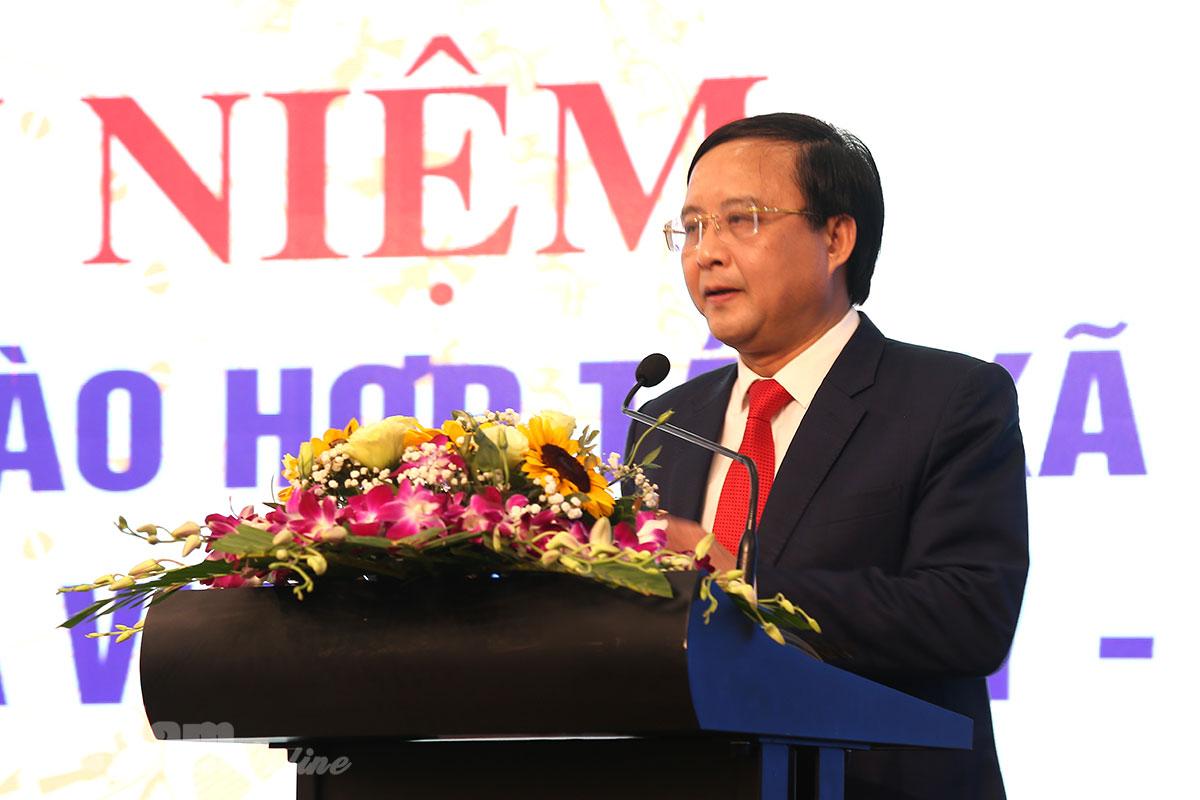 Kỷ niệm 75 năm phong trào HTX và ngày HTX Việt Nam